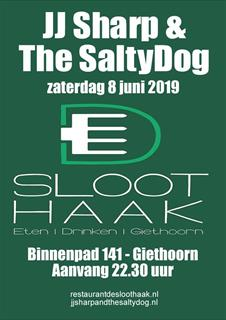JJ Sharp & The SaltyDog - Livemuziek